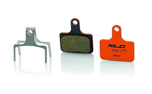 XLC Bp-o41 Pieces de Velo Adulte-Mixte, Orange, Taille Unique