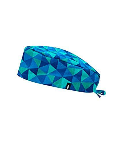Modelo: BLUE VERSALLES - Pelo Corto -Estampado-Gorro de...