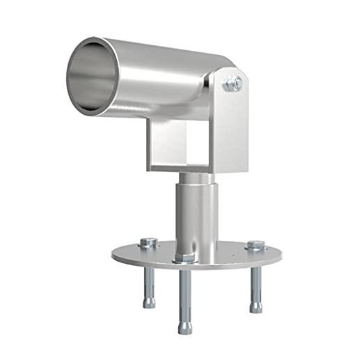 Tバー列アタッチメントフィット2インチオリンピックバー地雷運動器具背中のエクササイズと筋力トレーニング用/取り付けが簡単 (Color : Silver, Size : 25x15x15cm)
