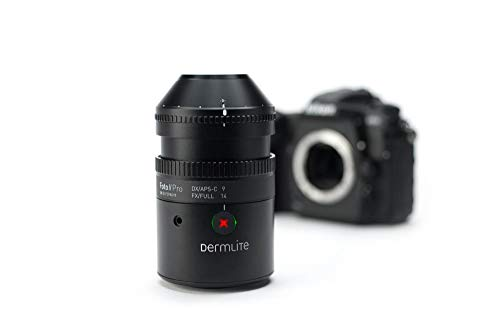 3Gen DermLite Foto II Pro Dermatology DSLR Lens for Canon Cameras