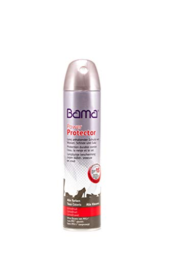 Bama Unisex Power Protector 300ml Schuhcreme & Pflegeprodukte, Transparent (Farblos), 300.00 ml