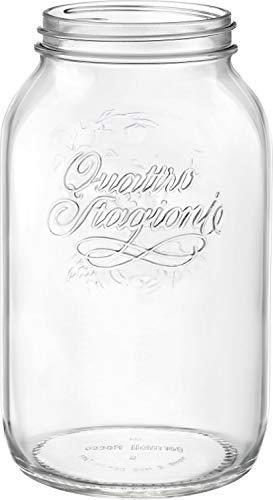 BORMIOLI ROCCO »Quattro Stagioni« Vorratsglas Inhalt: 3,80 Liter