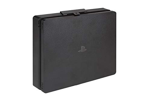Hooked - Soporte de Pared para PS4 SLIM [Negro]
