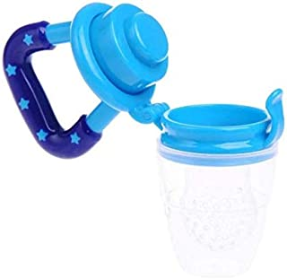 Baby Food Feeder Nipple Silicone Pacifier Feeding Bottle Nipple Baby Soother Fruit Vegetable Nibbler Baby Feeding