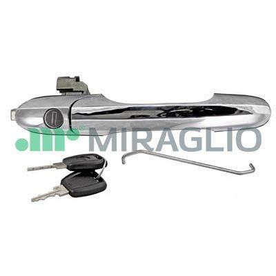 MIRAGLIO 80/607 Commandes