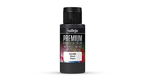 Vallejo Premium-Farbe, 60ml Schwarz