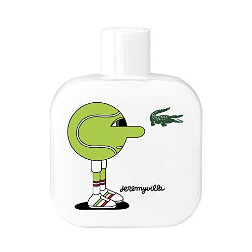 Lacoste Eau de Lacoste L.12.12 Blanc x Jeremyville 100 ml Eau de Toilette Spray (1er Pack)