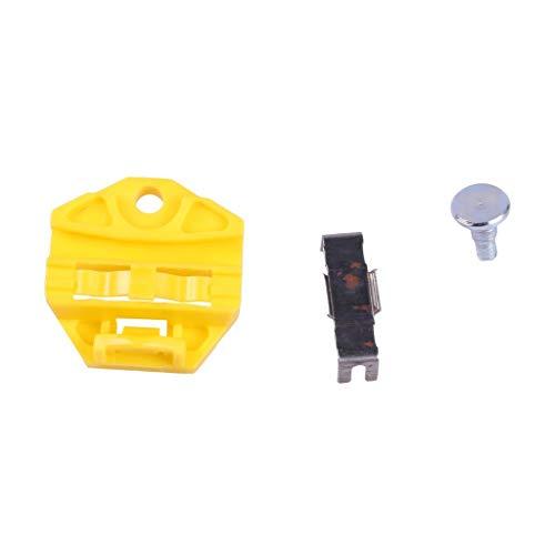 EWR55 Clip del regulador de la ventana trasero izquierdo o derecho para M.e.r.c.e.d.e.s W 210 W202,W203; O.p.e.l Astra G S.a.a.b 9-3