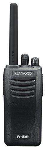 KENWOOD TK-3501E PMR446 Transceiver, Schwarz/Anthrazit