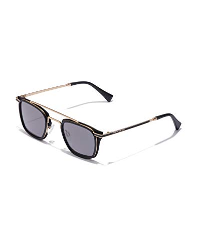 HAWKERS RUSHHOUR Sunglasses, NEGRO, One Size Unisex-Adult