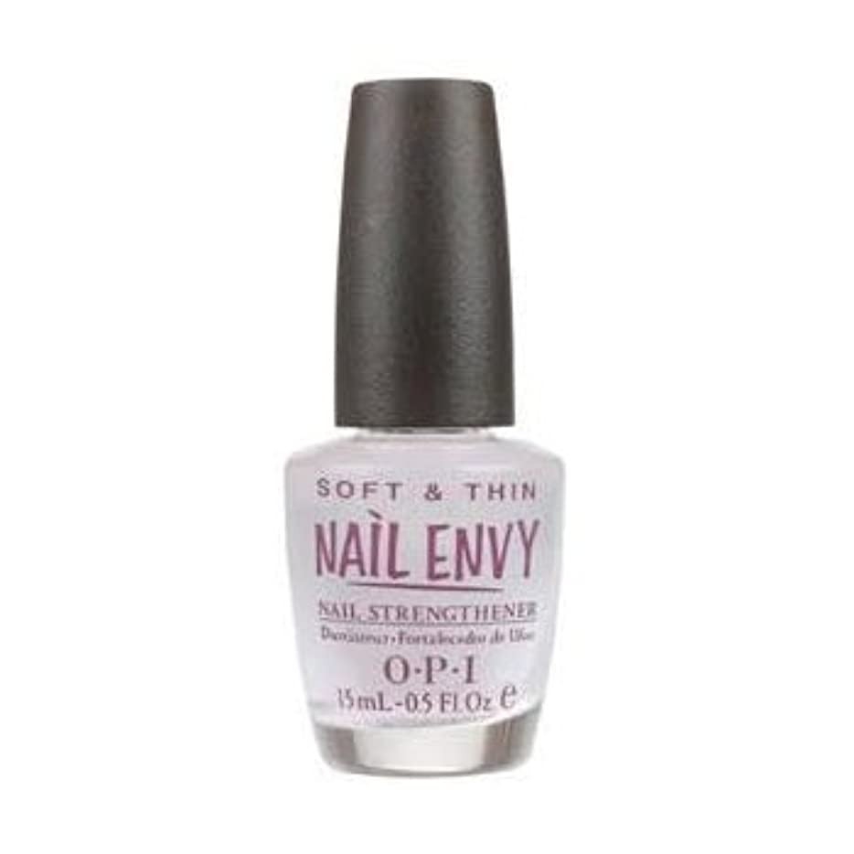 虚弱主に教育学OPI Nail Polish Nail Envy Soft & Thin Natural Nail Strengthener For Soft, Thin Nails