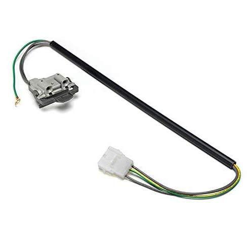 Interruptor de tapa de lavadora, de plástico de repuesto para Whirlpool Estate Roper Kenmore 3949247, interruptor de tapa, interruptor de lavadora, accesorio