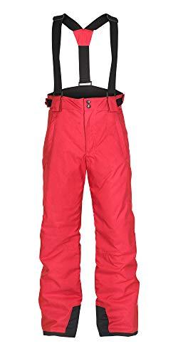 Central Project Skibroek voor kinderen, roze, maat 116.