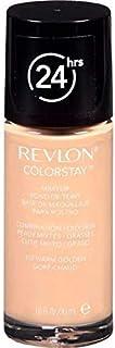 Revlon Foundation Colorstay Combination/Oily Skin,310 Warm Golden 30ml
