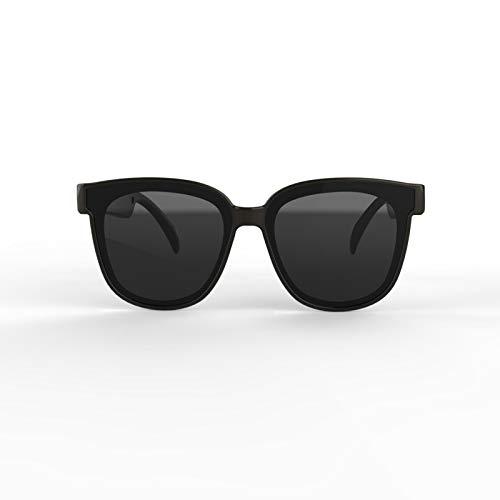 Gafas elegantes audio de los auriculares de las gafas de sol de Bluetooth para los deportes, compatibles con iPhone/Android
