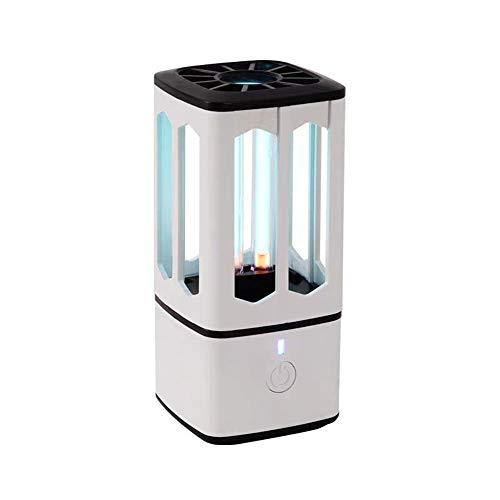 UV-desinfectie Lamp draagbare mobiele Kiemdodende Lamp Ozon Sterilisatie van Car Kledingkast, schoenenkast, Kantoormeubilair
