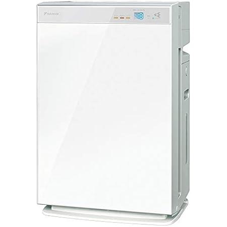 ダイキン DAIKIN 加湿ストリーマ空気清浄機 ホワイト MCK70X(W)