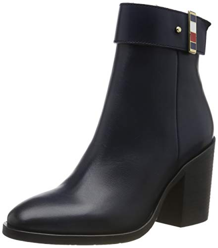 Tommy Hilfiger Corporate Hardware Bootie laarzen voor dames