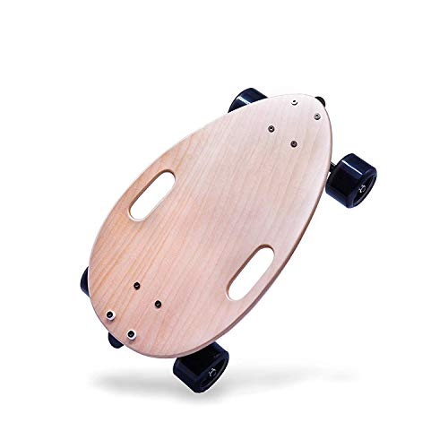 FUJGYLGL Mini Skateboard Built for Beginners and Urban Wide and Stable Skateboard...
