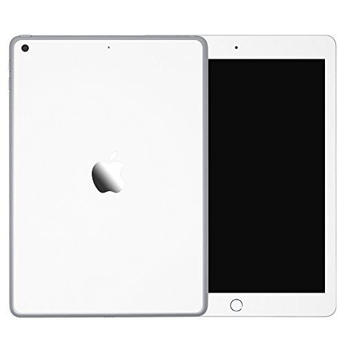 wraplusforiPad第7世代第8世代[ホワイト]スキンシール前面背面フィルムケース20202019