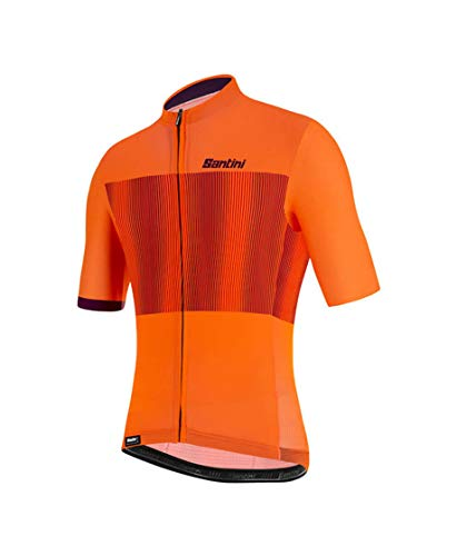 AIRFORM 3.0 Cycling Jersey in Red Made in Italy by Santini