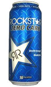 Rockstar Energy Drink - Zero Carb - 16fl oz  Pack of 8