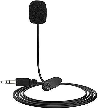 leenBonnie Nuovo Mini Microfono da 3,5 mm con Microfono da Studio Professionale con Microfono per Videogiochi e PC per PC - Confronta prezzi
