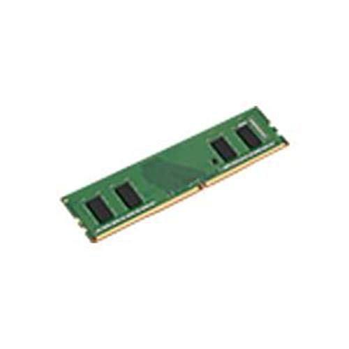 Kingston Technology kcp424ns6/4 4GB DDR4 2400 MHz - Modulo di memoria 4 GB, 1 x 4 GB, DDR4, 2400 MHz, 288 pin DIMM verde