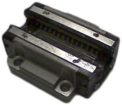 THK HSR15BSS - Linear Guide Standard Ball Carriage Profile Rail - Series: HSR-B, Flanged Block, 15 mm Rail Size, 56.6 mm Wide, Load Capacity: 8.33 kN
