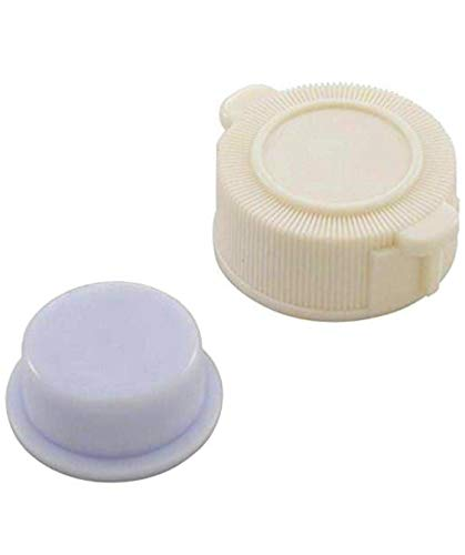 Pool Single Exhaust Valve Cap and Plug Replacement for Some Intex Pools (2 Pieces) POOL4569