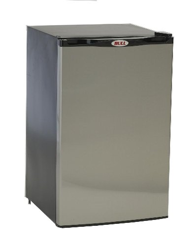 Bull Products 11001 Stainless Refrigerator