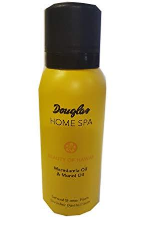 Douglas Home Spa Beauty of Hawaii Macadamia Oil & Monoi Oil Inhalt: 75 ml Sensual Shower Foam