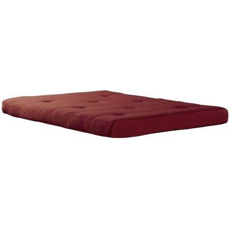 Futon Mattress (Ruby Red)