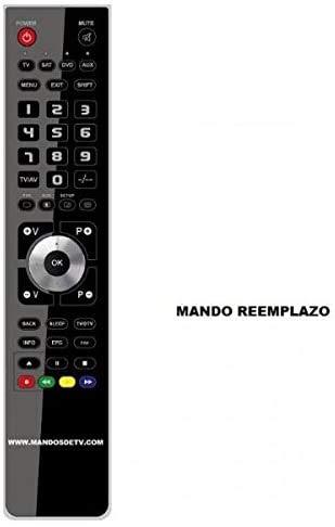Mando Televisión para TV Engel RS8100HD - Reemplazo