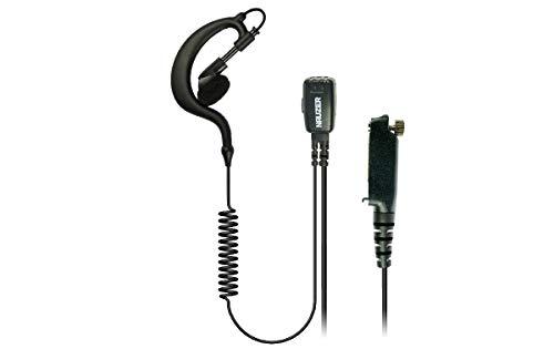 NAUZER PIN-29-SP3 Pinganillo Profesional Micro-Auricular para Walkie Talkie SEPURA STP800 /8100/8200 /9000