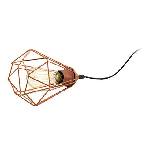 Delamaison Ila3404016 Lampe, Métal, Cuivre, 17,5 cm