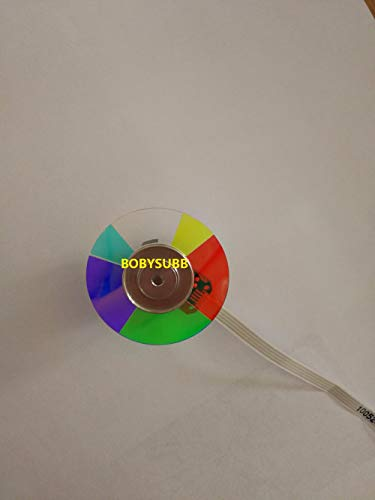 Best Deals! Pukido Brand & Good Quality For ACER EV-S50 EV-X53 EV-S53T DLP Projector Color Wheel - (...