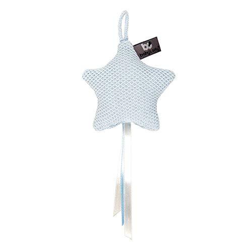 BO Baby's Only - Étoile déco Classic - Poudre Bleu - 50% coton/50% acrylique