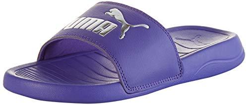 PUMA Popcat 20 WNS, Zapatos Playa Piscina Mujer, Morado