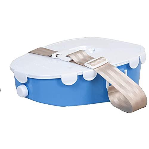 Massage-AED Portátil Coche Toilet Camping Portátil Móvil Urinario De Emergencia Niños, Anciano para Emergencias Al Aire Libre, Camping, Senderismo, Viajes En Coche, Atascos