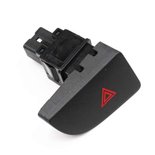 Iinger Car Styling Peligro de Emergencia Luz de Advertencia de la señal del botón del Interruptor en Forma for Nissan Teana J32 Altima 2008-2012