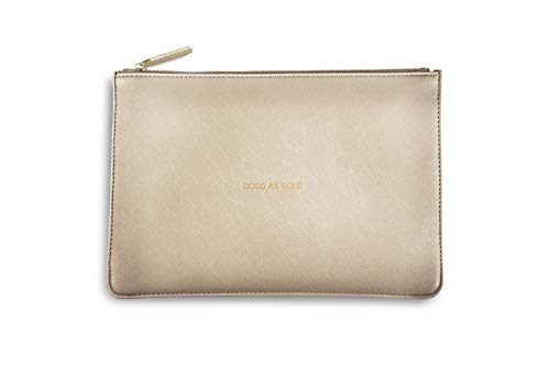 Katie Loxton Perfetta pochette in oro metallizzato di qualità