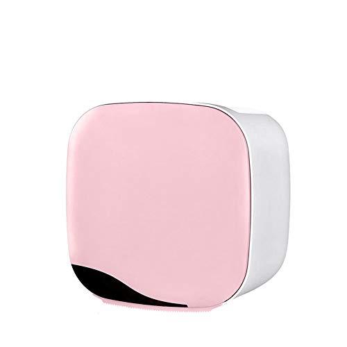 ETH gratis ponsen wc toiletpapier rol papier papier rack grootte 200 * 205 * 130mm waterdicht grote ruimte adsorptie sterk wc-papier houder duurzaam