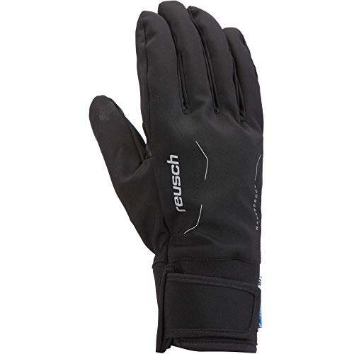 Reusch Diver X R-TEX XT Handschuh, Black/Silver, 7