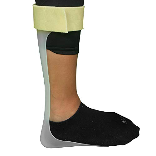 Ankle Foot Orthosis Support - AFO - Drop Foot Support Splint Left, XL