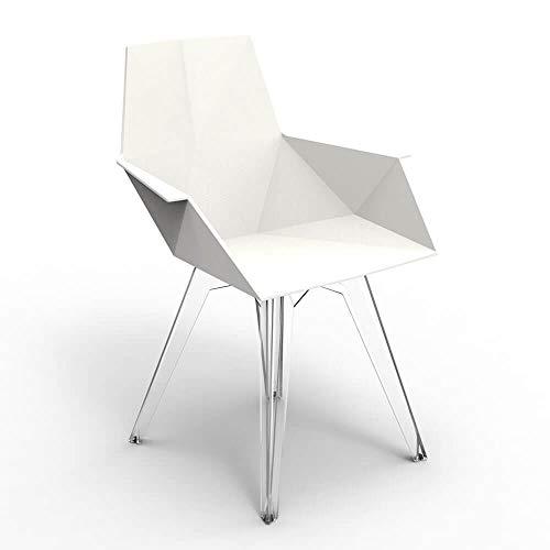 Vondom Faz petit fauteuil pour l'extérieur blanc