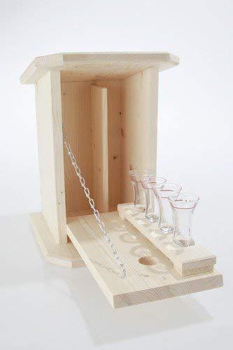 Zwitscherkasten Schnaps - Bar Minibar Geschenkartikel