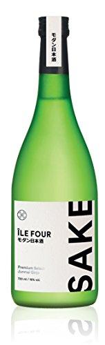 Île Four Premium Select Junmai Ginjo Sake (1 x 0.72 l)