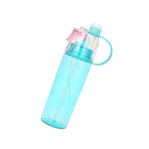 litulituhallo Deportes Copa Ciclismo Niebla Spray Agua Gimnasio Botella de playa a...