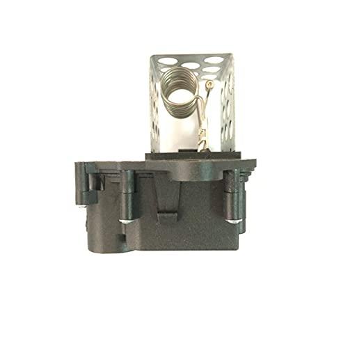 ZHOUBENXIANG El nuevo calentador automático del soplador de la resistencia al motor 9659799080 824100 FIT FOR PEUGEOT 307 FIT PARA CITROEN C3 C4 OE: 9649247680 9658508980 ( Type : Condenser Blower )